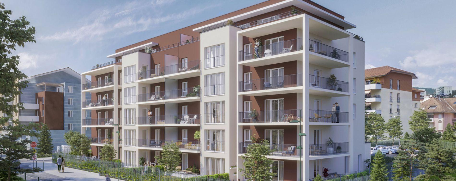 Bellegarde-sur-Valserine : programme immobilier neuve « Valserin »
