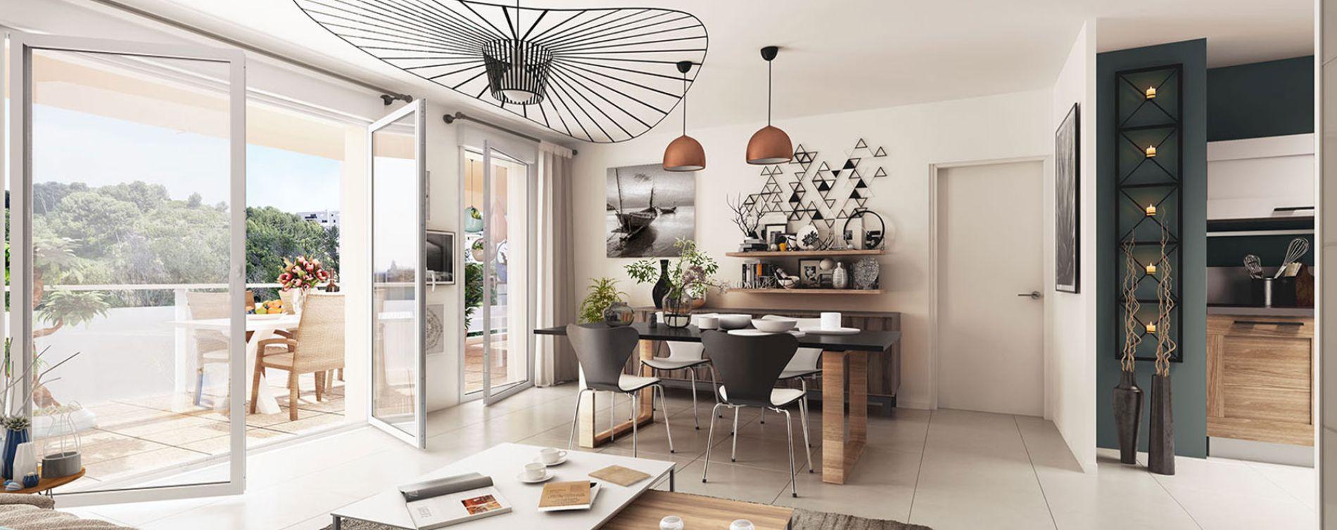 Bellegarde-sur-Valserine : programme immobilier neuve « Valserin » (3)