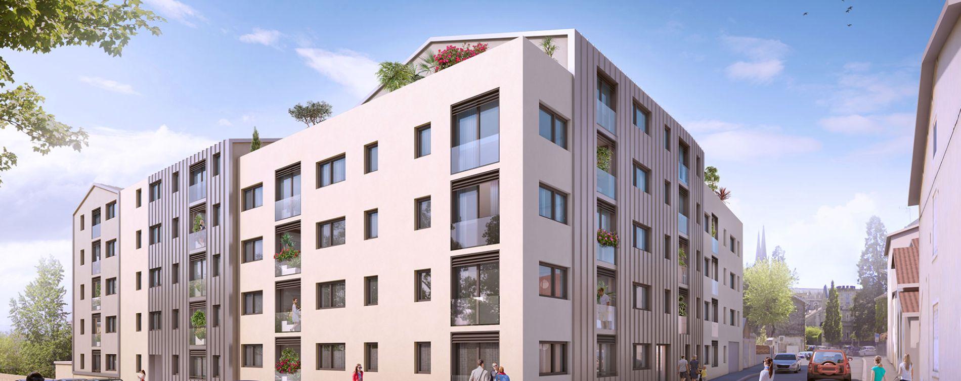 Résidence Espace Milliat à Bourg-en-Bresse