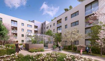 Bourg-en-Bresse programme immobilier neuve « Espace Milliat »  (3)