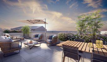 Bourg-en-Bresse programme immobilier neuve « Espace Milliat »  (4)