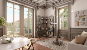 Bourg-en-Bresse programme immobilier neuve « Espace Milliat »  (5)