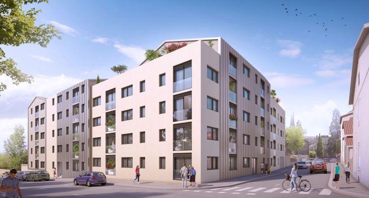 Photo du Résidence « Espace Milliat » programme immobilier neuf à Bourg-en-Bresse