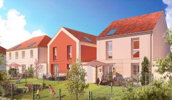 Photo du Résidence « Les Jardins Bellis » programme immobilier neuf à Bourg-en-Bresse