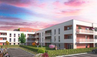 Résidence « L'Initial » programme immobilier neuf à Bourg-en-Bresse n°1