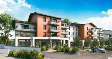 Cessy programme immobilier neuf « Le Clos de la Bergerie » en Loi Pinel