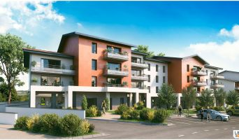 Cessy : programme immobilier neuf « Le Clos de la Bergerie » en Loi Pinel