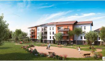 Résidence « Le Clos De La Bergerie » programme immobilier neuf en Loi Pinel à Cessy n°2