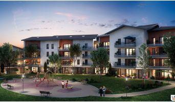 Résidence « Le Clos De La Bergerie » programme immobilier neuf en Loi Pinel à Cessy n°3