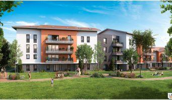 Résidence « Le Clos De La Bergerie » programme immobilier neuf en Loi Pinel à Cessy n°4