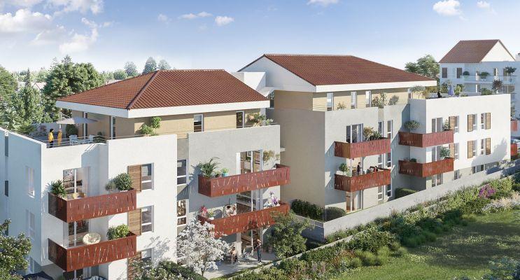 Photo du Résidence « Le Joris » programme immobilier neuf en Loi Pinel à Collonges