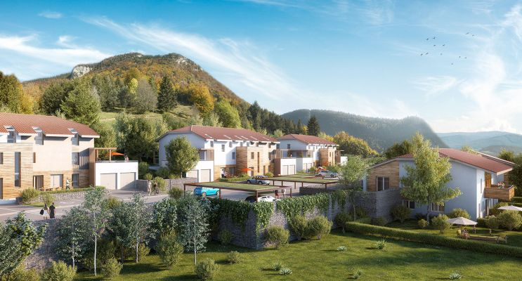 Résidence « Les Terrasses De La Citadelle » programme immobilier neuf en Loi Pinel à Collonges n°1