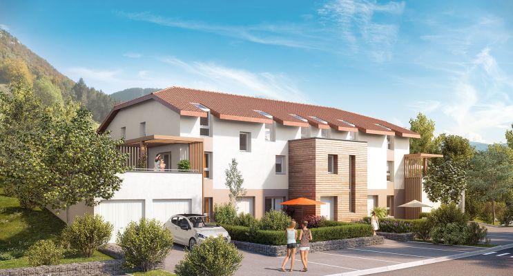 Résidence « Les Terrasses De La Citadelle » programme immobilier neuf en Loi Pinel à Collonges n°2