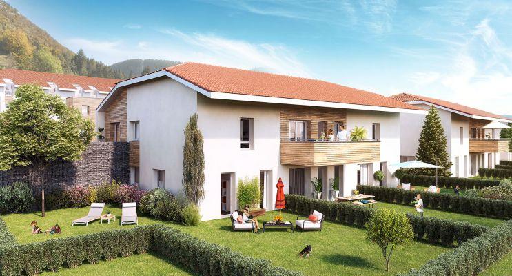 Résidence « Les Terrasses De La Citadelle » programme immobilier neuf en Loi Pinel à Collonges n°3