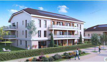 Résidence « Le Domaine Des Hivouettes » programme immobilier neuf en Loi Pinel à Crozet n°2