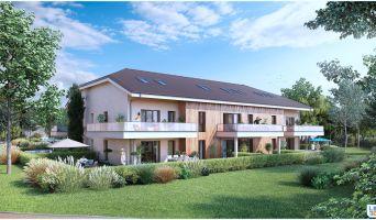 Résidence « Le Domaine Des Hivouettes » programme immobilier neuf en Loi Pinel à Crozet n°3