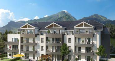 Divonne-les-Bains programme immobilier neuf « Horizon Nature » en Loi Pinel