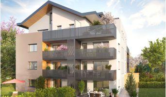 Photo du Résidence « Rivéa Divonne les Bains » programme immobilier neuf en Loi Pinel à Divonne-les-Bains