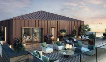 Ferney-Voltaire : programme immobilier neuf « Eloge » en Loi Pinel