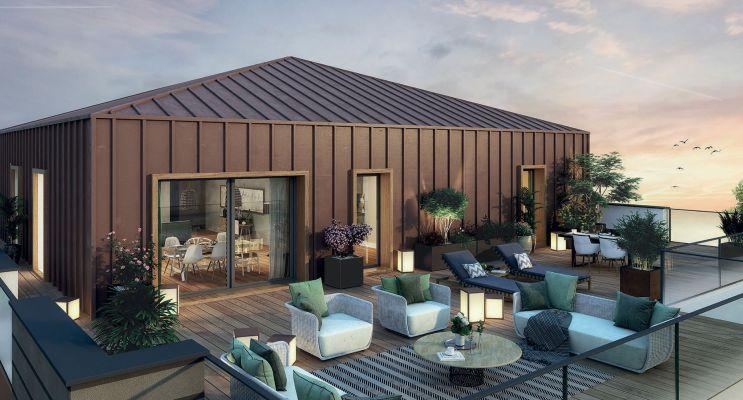 Ferney-Voltaire programme immobilier neuf « Eloge » en Loi Pinel