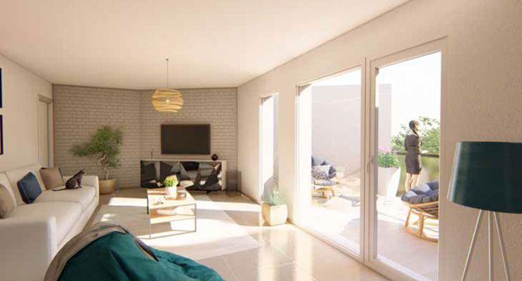 Photo n°2 du Résidence « Iconic Gex » programme immobilier neuf en Loi Pinel à Gex