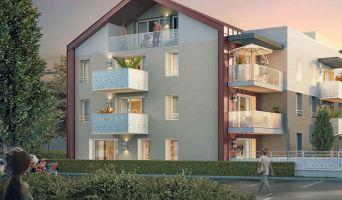 Résidence « Le Léman » programme immobilier neuf en Loi Pinel à Gex n°1