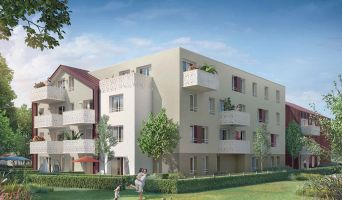 Résidence « Le Léman » programme immobilier neuf en Loi Pinel à Gex n°2