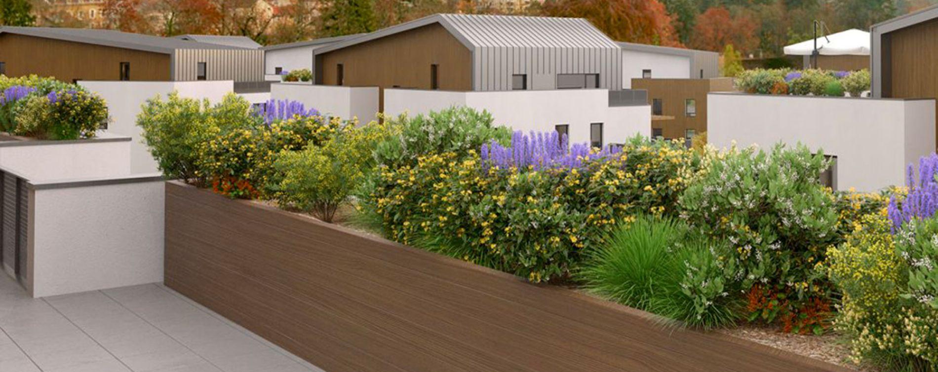 Gex : programme immobilier neuve « Terres Harmonie » (3)