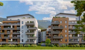 Photo du Résidence « Terres Harmonie » programme immobilier neuf à Gex