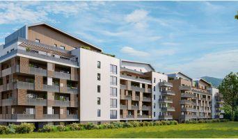 Résidence « Terres Harmonie » programme immobilier neuf en Loi Pinel à Gex n°2