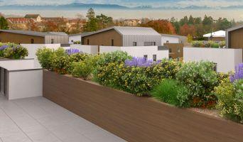 Résidence « Terres Harmonie » programme immobilier neuf en Loi Pinel à Gex n°3