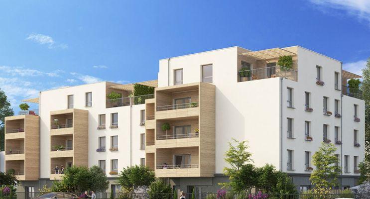 Photo du Résidence « L'Endroit » programme immobilier neuf à Meximieux
