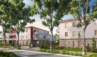 Résidence « Nuances Rubis » programme immobilier neuf en Loi Pinel à Miribel n°1