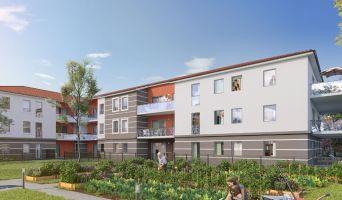 Résidence « Nuances Rubis » programme immobilier neuf en Loi Pinel à Miribel n°2