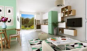 Résidence « Nuances Rubis » programme immobilier neuf en Loi Pinel à Miribel n°3