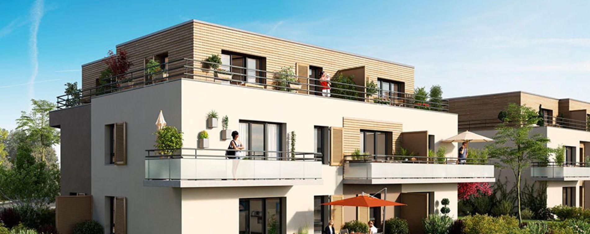 Résidence La Villa d'Ornex à Ornex