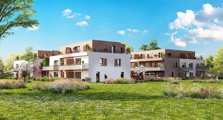 Photo n°1 du Résidence neuf « La Villa D'Ornex »