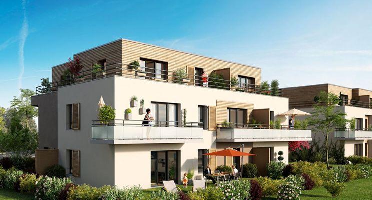 Photo n°2 du Résidence neuf « La Villa D'Ornex »