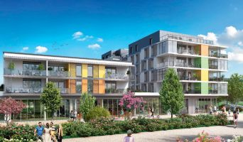 Saint-Genis-Pouilly : programme immobilier neuf « Connectis 2 - Emergence » en Loi Pinel