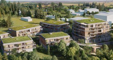 Saint-Genis-Pouilly programme immobilier neuf « L'Archipel 2 » en Loi Pinel