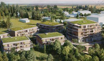 Photo du Résidence « L'Archipel 2 » programme immobilier neuf en Loi Pinel à Saint-Genis-Pouilly
