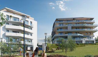 Saint-Genis-Pouilly programme immobilier neuve « L'Archipel 2 » en Loi Pinel  (3)