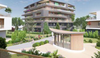 Saint-Genis-Pouilly programme immobilier neuve « L'Archipel 2 » en Loi Pinel  (4)