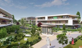 Saint-Genis-Pouilly programme immobilier neuve « L'Archipel 2 » en Loi Pinel  (5)
