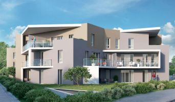 Saint-Genis-Pouilly : programme immobilier neuf « Le 65 » en Loi Pinel