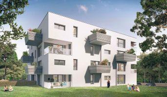 Saint-Genis-Pouilly programme immobilier neuve « Le Maxime »  (2)