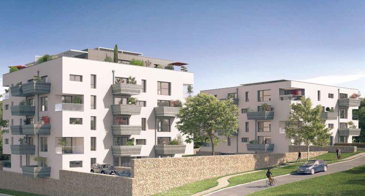 Photo n°1 du Résidence « Le Maxime » programme immobilier neuf en Loi Pinel à Saint-Genis-Pouilly