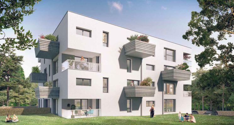 Photo n°2 du Résidence « Le Maxime » programme immobilier neuf en Loi Pinel à Saint-Genis-Pouilly