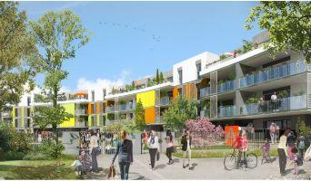 Saint-Genis-Pouilly : programme immobilier neuf « New Park Allondon » en Loi Pinel