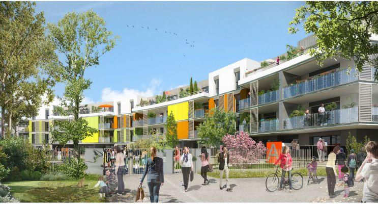 Photo du Résidence « New Park Allondon » programme immobilier neuf en Loi Pinel à Saint-Genis-Pouilly
